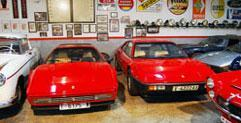 museos coches clasicos