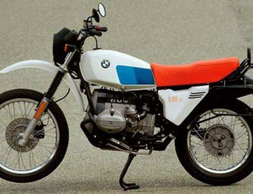 BMW R80G/S 1980