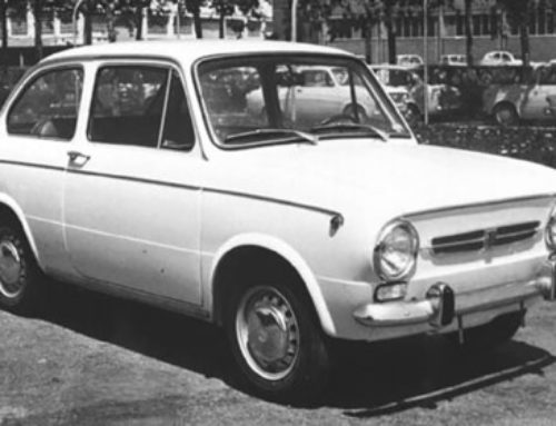Club de amigos Seat 850 Berlina