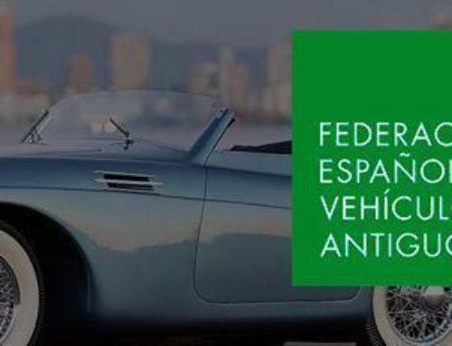 FEVA Federación Española de vehículos antiguos
