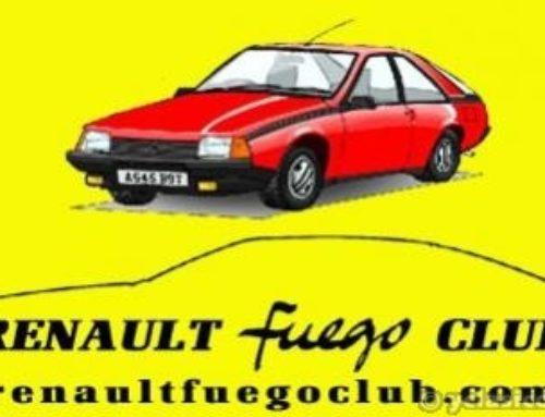 Renault Fuego Club