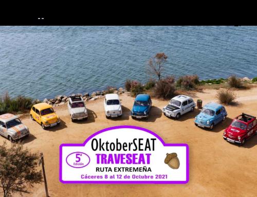 OKTOBERSEAT, Travelseat 2021!