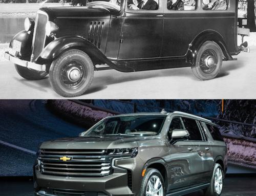 La historia del Chevrolet Suburban, un veterano en el marcado