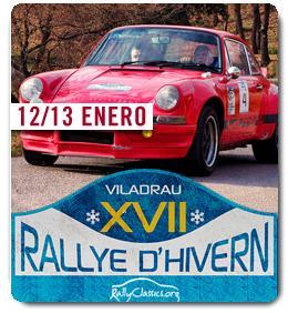 Starter Rally d'Hivern
